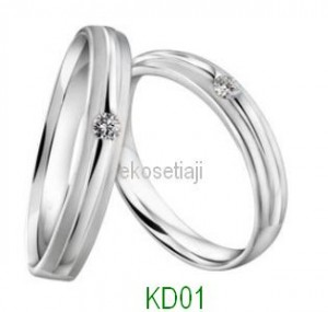Cincin Couple KD02