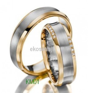 Cincin Couple KM01