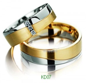 Cincin Couple KD07