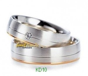 Cincin Couple KD10