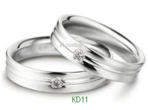 Cincin Couple KD11