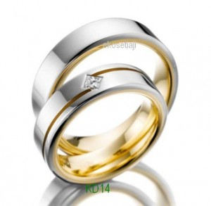 Cincin Couple KD14