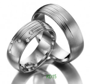 Cincin Couple KD15