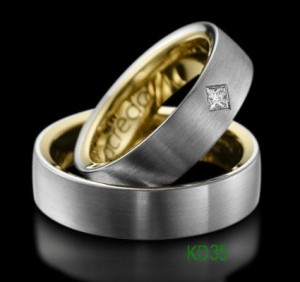 Cincin Couple Simpel KD35