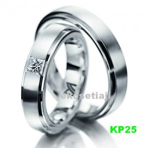 Cincin Palladium Eksklusif KP25